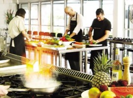 James St Cooking School
