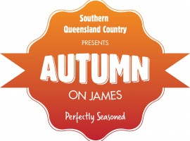 Southern Queensland Country presents Autumn On James!