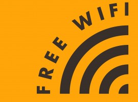 Free James St Wi-Fi now available