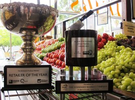 The Standard Market Co wins Retailer of the Year!