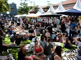 The James Street Food & Wine Trail is back!