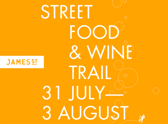 The James Street Food & Wine Trail Official Event Program is here!