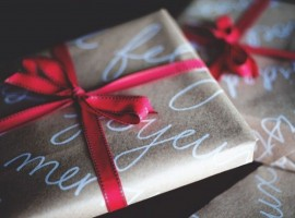 Complimentary Gift Wrapping!