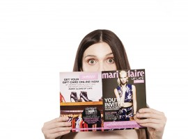 marie claire Up Late Returns!