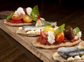 Bucci launches new menu