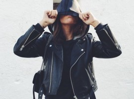 It's Leather Weather…