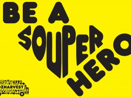 OzHarvest Pop-Up Soup Kitchen!