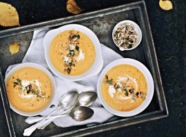 OzHarvest Pop-Up Soup Kitchen comes to James St Food & Wine Trail!