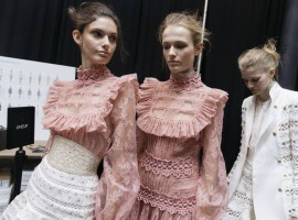 Zimmermann romances NYFW!