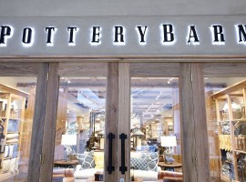 Pottery Barn, West Elm, and Pottery Barn Kids Opening Day!