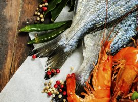 Fresh Fish Co. + Fresh Sushi Co. Christmas Order Forms