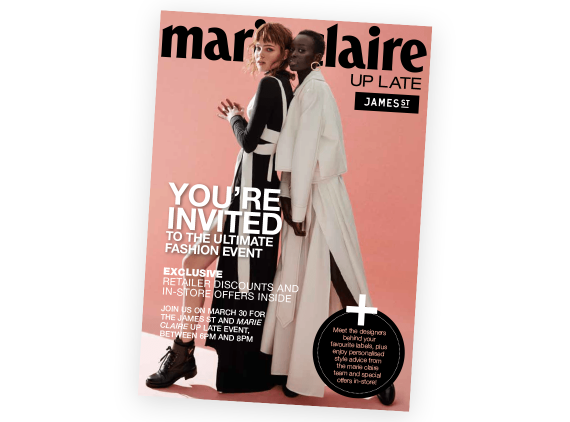 marie claire Up Late Mini Magazine