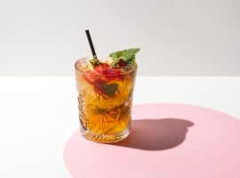 24. Chow House Pimm's Bar
