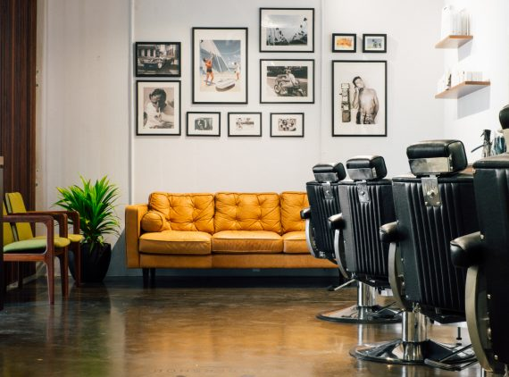 Hello Twin Palms Barbershop!