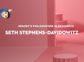 Seth Stephens-Davidowitz joins us for RESORT!