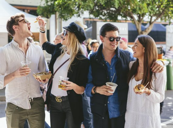 James Street Food & Wine Trail | Market Day 2018