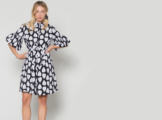 Art meets fashion – Gorman X Claire Johnson