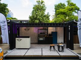 The Countryman Container presented by Brisbane MINI Garage