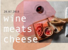 Wine Meats Cheese at Gerard's Bar