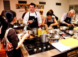 James Street Cooking School