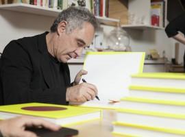 Ferran Adria visits Scrumptious Reads
