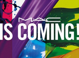 M•A•C Cosmetics is coming!
