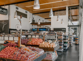 The Standard Market Company Grocer