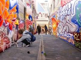Artist Talk:  Luke Barker