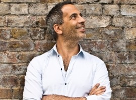 Yotam Ottolenghi is coming to Gerard's!