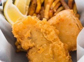 Fresh Fish Co takes on fish and chips!