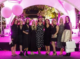 The marie claire team