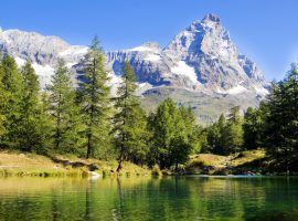 Bucci's Vacation Series to Aosta Valley