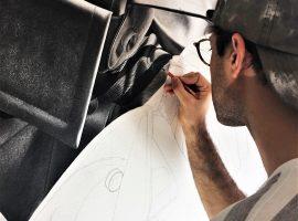 REDSEA Gallery Takes 5 Minutes With Roman Longginou
