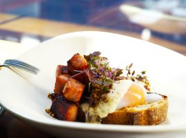 The Weekend Edition x Gerard's Bistro Pop-Up Brunch