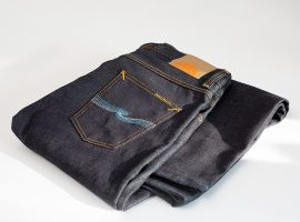 Meet Aquamarine by Nudie Jeans