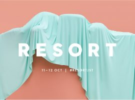 Pack light, dive in, RESORT is back!