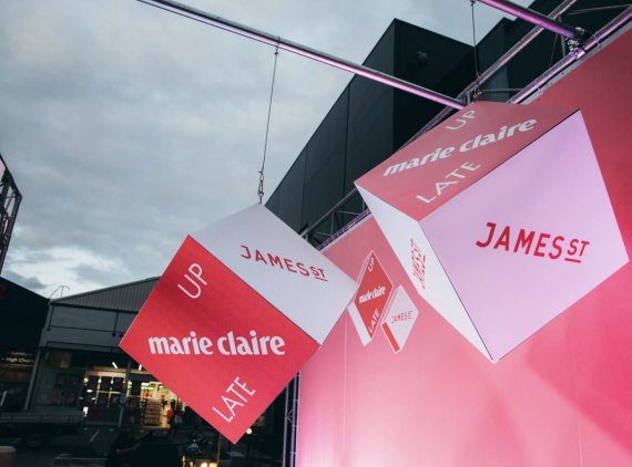 The marie claire HUB