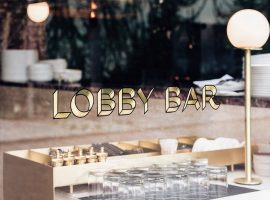Lobby Bar launches a must-try new menu!