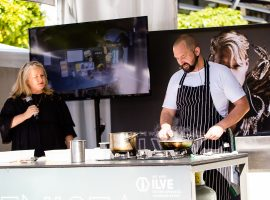 ILVE Pop-Up Kitchen