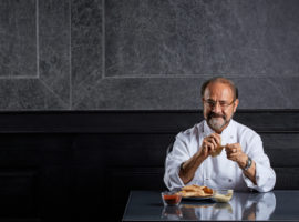 The Art of Mezze by Greg Malouf at Gerard's Bistro