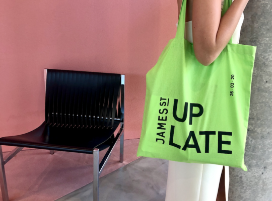Up Late Gift Bag Update