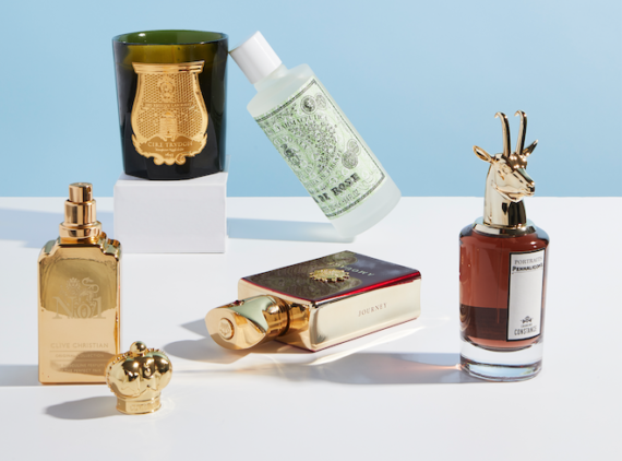 Online Perfume and Candle Masterclasses by Libertine Parfumerie