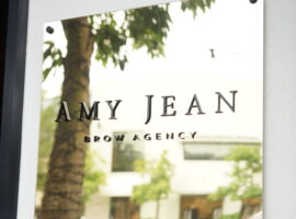 Chit Chit with Amy Jean Brow Agency