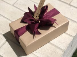 Gift Wrapping to Feel Good About
