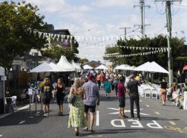 James Street Food & Wine Trail | Market Day