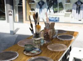 A Mas & Miek Ceramic House Market Day Workshop