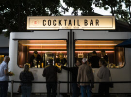 Part 1: What You'll Find to Eat and Drink in Our Laneways on Market Day